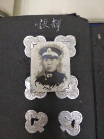 《警校二期张辉老照片》
