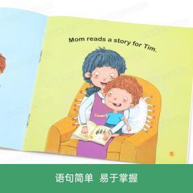 正版全新幼儿英语分级阅读儿童英语启蒙有声绘本故事60册三年级二年级一年级零基础入门少儿英文原版教材 1-2两三岁3-4一6婴儿宝宝早教读物