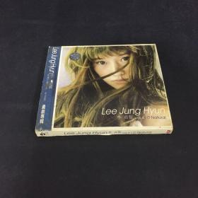 CD:Lee Jung Hyun李贞贤  音乐光盘