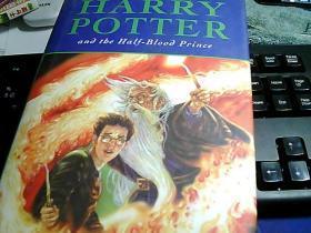 "HARRY POTTER and the Half-Blood Prince哈利·波特与""混血王子"""