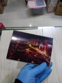 香港风光明信片(6张)