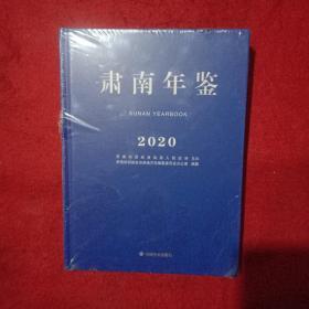 肃南年鉴2020