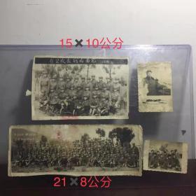 下乡收获三张少见的1979年同一个革命军人的越南自卫反击战老照片,少见的题材,包老保真,上面写有自卫反击,保卫边疆。