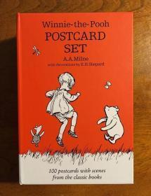预售小熊维尼:明信片百张套装 Winnie-the-Pooh: Postcard Set