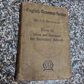 BOOK3IDiom  and Grammar for SecondarySchools(中学成语与语法)
