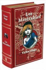 预售悲惨世界皮革金边版维克多雨果坎特伯雷经典Les Miserables Canterbury