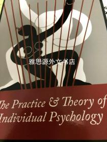 【包邮】阿德勒 作品《个体心理学的实践与理论 》The Practice and Theory of Individual Psychology
