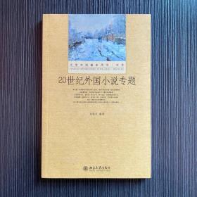 大学文科基本用书·文学:20世纪外国小说专题