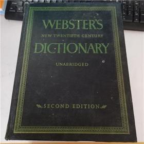 webste is new twentieth century dictionary unabridged