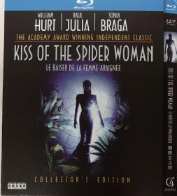 蜘蛛女之吻(导演: 海科特·巴班克)