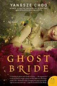 英文原版 鬼新娘 Netflix新剧《彼岸之嫁》原著 吴慷仁、林路迪主演 The Ghost Bride 朱洋熹 Yangsze Choo