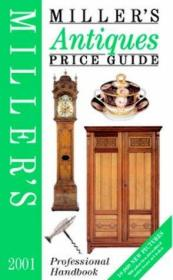 Millers Antiques Price Guide 2001: Vol.XXII (Millers)