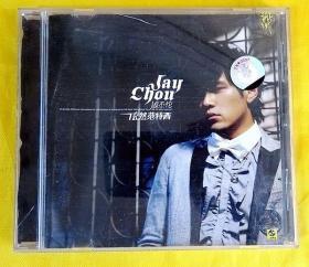 cd              周杰伦《依然范特西》2006