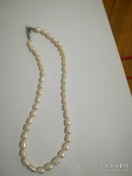 纯珍珠项链