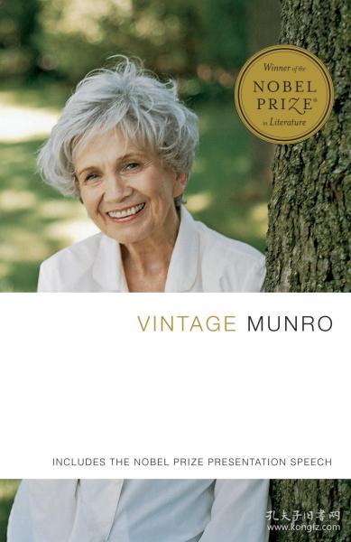 Vintage Munro: Nobel Prize Edition
