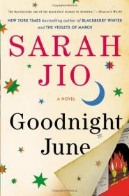 Goodnight June琼,晚安,萨拉·吉奥作品,英文原版 9780142180211