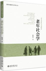 老年社会学/老龄问题研究系列丛书