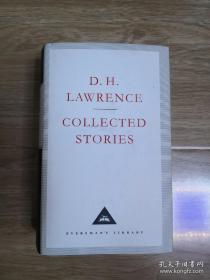 Lawrence Collected Stories 劳伦斯短篇小说集 everyman's library 人人文库 英文原版 布面封皮琐线装订 丝带标记 内页无酸纸可以保存几百年不泛黄