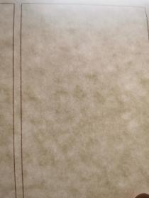 六十年代 楮皮信笺纸 三层夹宣厚度100张  尺寸:26.8*26厘米