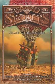 预售秘密屋世界冲突儿童奇幻小说第三部精装House of Secrets: Clash of the Worlds