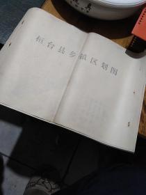 桓台县乡镇区划图~(十三个乡镇)