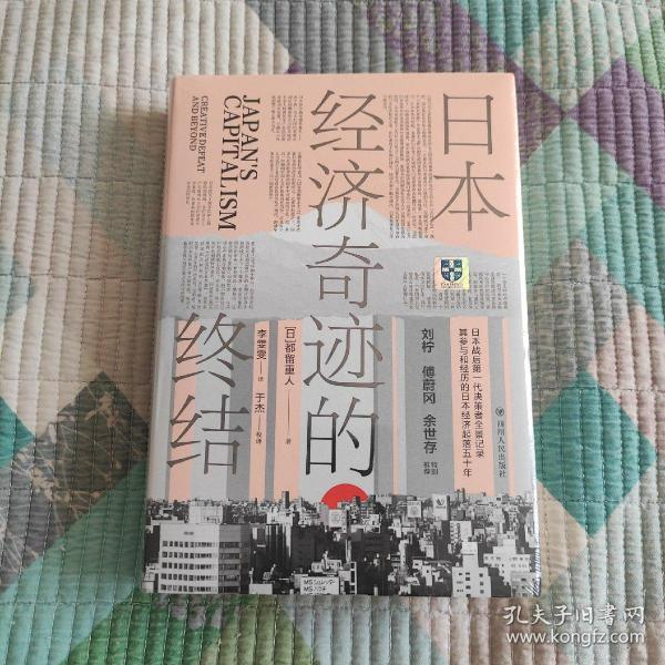 日本经济奇迹的终结(日本经济类经典著作,复盘日本经济发展路径,思索中国经济发展走向)