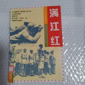 满江红:中国革命斗争报告文学丛书.江南抗战卷