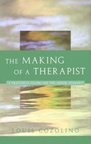 The Making of a Therapist : A Practical Guide for the Inner Journey心理咨询师的14堂必修课:咨询师自身的成长,路易斯·科佐林诺作品,英文原版