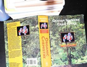 Organic Chemistry 【书角破损 有一页破损如图】