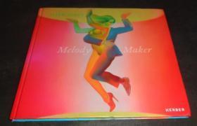 2手德文 Allen Jones: Melody Maker 艾伦·琼斯 sed36