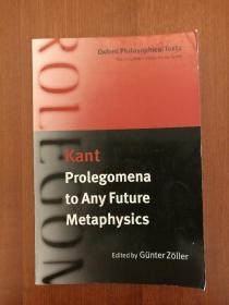 Prolegomena to Any Future Metaphysics: with two early reviews of the Critique of Reason