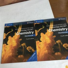 Cambridge IGCSE Chemistry Workbook)内有笔记)很少