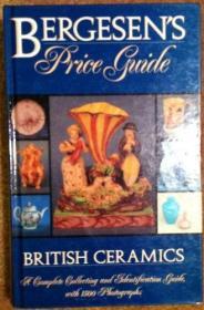 Bergesens British Ceramics Price Guide 1993