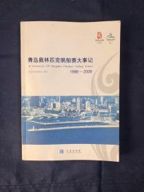 青岛奥林匹克帆船赛大事记:1998-2008