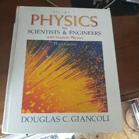 PHYSICS for SCIENTISTS &ENGINEERS