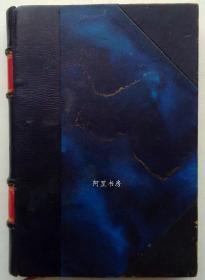 《印度情诗集》1925年私人定制半皮装本英国女诗人劳伦斯·霍普诗歌集