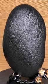 """陨石原石,黑乌金陨石原石,纯天然顶级黑珍珠陨石,来自外太空的陨石""""黑珍珠陨石"""",大块头""""黑金刚陨石""""极为稀有罕见,形状好看,质地特别,天外来客,天降珍宝,可遇不可求,国宝级,极为稀有值得永久收藏"""