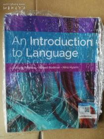 现货 An Introduction to Language  11e 英文原版  语言引论 第11版  语言及语言学概论 维多利亚·弗罗姆金 Victoria Fromkin
