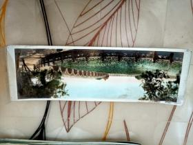 民国北平上色风景照片11张合售尺寸如图