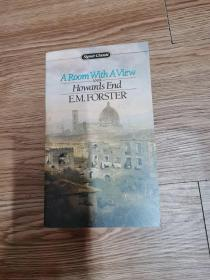 A Room with a View and Howards End:Room with A View & Howards End (Sc) (Signet classics)