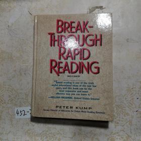 BREAK-THROUGH RAPID READING《突破快速阅读》