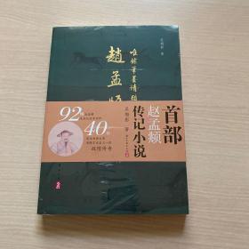 唯余笔墨情犹在 赵孟頫传(全新未开封)