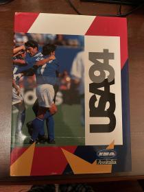 世界杯足球画册 巨型大开本 1994意大利瓦拉迪原版世界杯画册 world cup赛后特刊 重约2kg 包邮快递