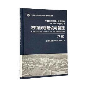 村镇规划建设与管理(下卷)