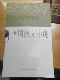 中华文化精要丛书 中国散文小说