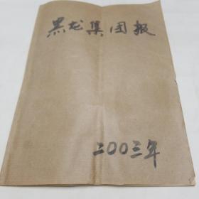 黑龙集团报(2003年合订本)
