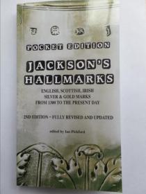 Jacksons Hallmarks: English, Scottish, Irish Silver and Gold Marks from 1300 to the Present Day(英国银标查询和银器收藏)