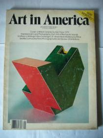 英文原版杂志:美国艺术(ART IN AMERICA)
