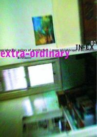 Extra-Ordinary : Review of Peripheral Architecture/Revue Peripherique DArchitecture