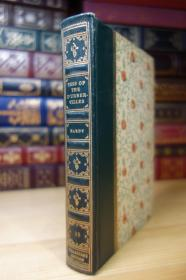 1919年版  托马斯哈代 德伯家的苔丝 TESS Of The D'URBERVILLES.  收藏版口袋书 尺寸见图